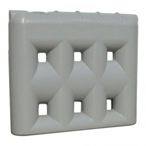 1000 Litre Enviro Slimline PVC Rainwater Tank