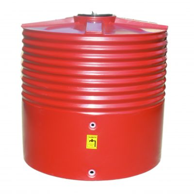 1400 Litre Moores Round PVC Rainwater Tank
