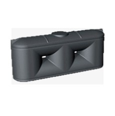 2000 Litre Enviro Low Slimline PVC Rainwater Tank