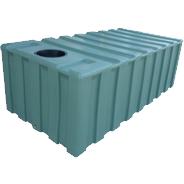 2000 Litre Enviro Underdeck Rainwater Tank