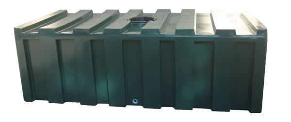 2000 Litre Moores Underdeck Rainwater Tank