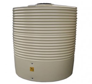 2800 Litre Moores Round PVC Rainwater Tank