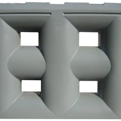 3000 Litre Moores Slimline PVC Rainwater Tank