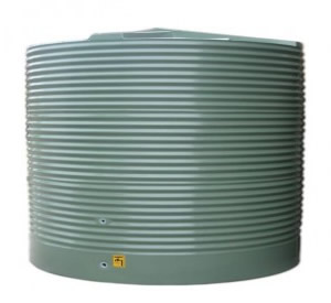 3600 Litre Moores Round PVC Rainwater Tank