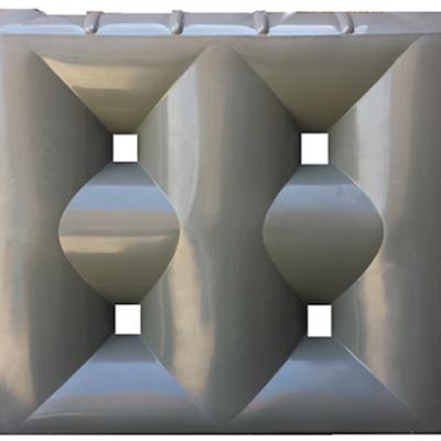 4000 Litre Moores Slimline PVC Rainwater Tank