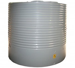 4500 Litre Moores Round PVC Rainwater Tank