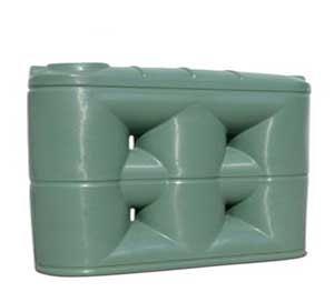 5000 Litre Enviro Low Slimline PVC Rainwater Tank