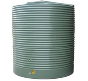 7000 Litre Moores Round PVC Rainwater Tank