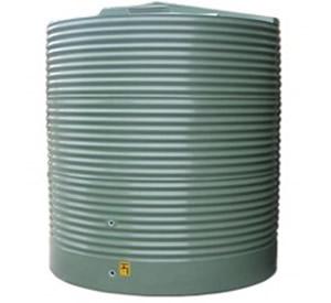 7000 Litre Moores Round PVC Rainwater Tank