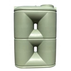 1500 Litre Enviro Slimline PVC Rainwater Tank