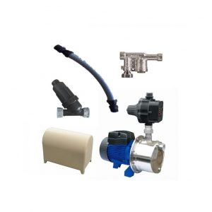 Granny Flat Basix Pump Package