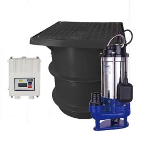 250 Litre Sewage Pump Station Kit