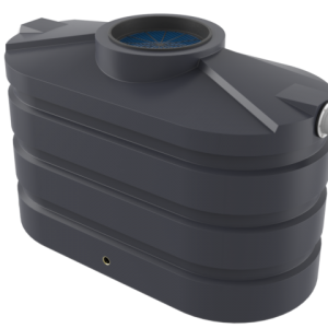 660 Litre Bushmans Slimline PVC Rainwater Tank