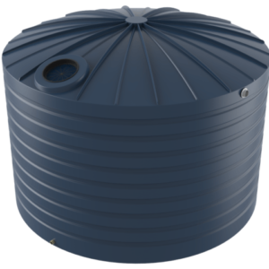 25000 Litre Bushmans Round PVC Rainwater Tank